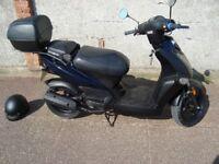 Kymco Agility Scooter 50cc