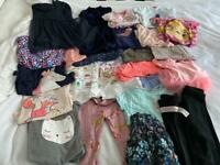 Girls clothes aged 3-4