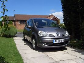 RENAULT G-MODUS DYNAMIQUE DCI (£30 TAX FULL SERVICE HISTORY))