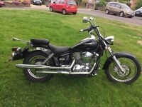 Yamaha 125 xvs dragstar sorry now Sold