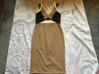 River island ladies evening dress sleeveless bodycon size 12 brand new £10