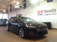 2015 Ford Fusion Titanium *No Accidents! Leather, Heated Seats*