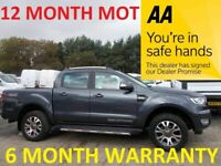 Ford Ranger 3.2 TDCI 200 WILDTRAK 4WD CREWCAB PICK-UP