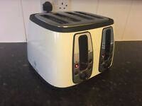 Like New Russell Hobbs Toaster