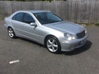 mercedes c220 cdi avantgarde auto spares or repairs starts and drive