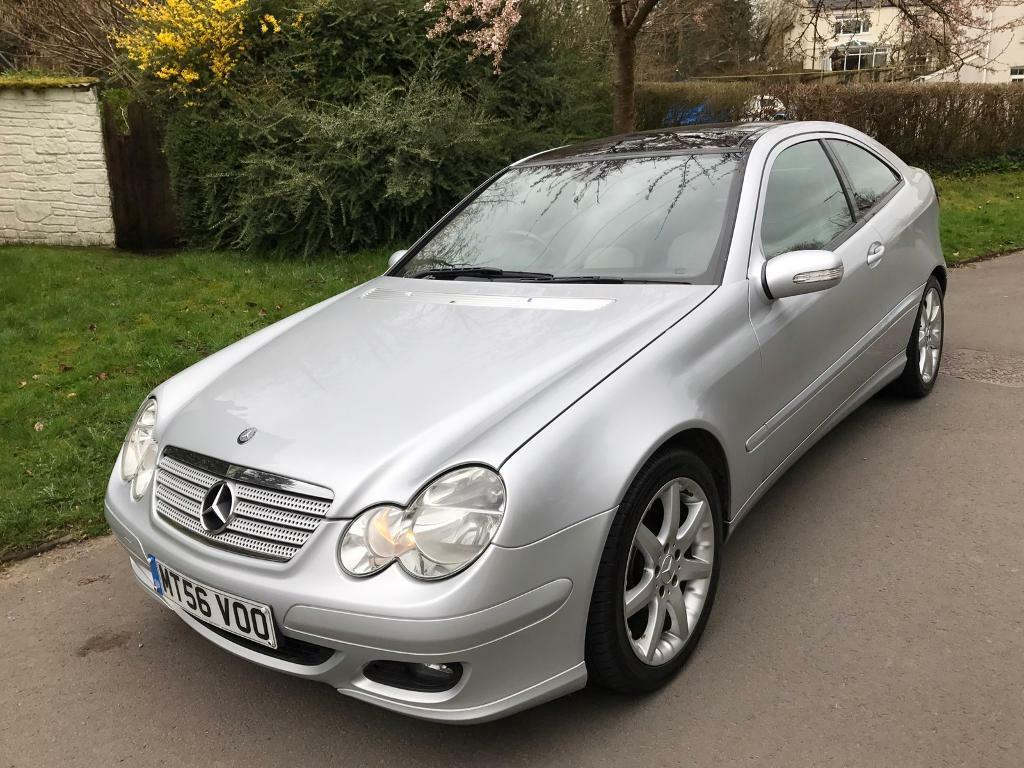 2007 mercedes c220 cdi coupe 2 2 amg evolution model in pontllanfraith caerphilly gumtree. Black Bedroom Furniture Sets. Home Design Ideas