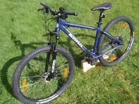 """2014 Kona Mahuna 18"""" Frame Mountain Bike - Reduced to £330"""