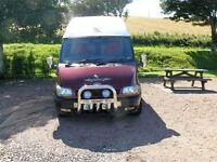 Campervan 2 berth Ford Transit MK6 (2003)