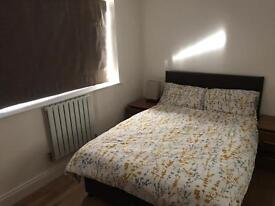 Modern spacious double ensuite room