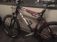 Cube XMS Mountain Bike