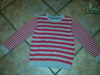 Boys Mothercare Jumper Age 4-5