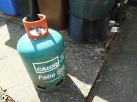 Calor Patio Propane 13kg Gas Bottle Empty SAVE £23