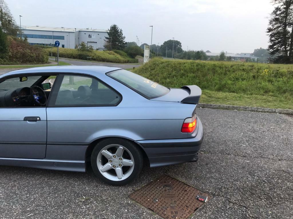BMW E Genuine Ac Schnitzer Type Spoiler In Norwich Norfolk - E36 ac schnitzer spoiler