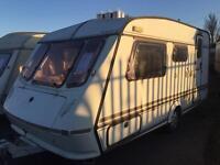 1994 elddis vogue 4 berth lightweight swift ace elddis abi caravan CAN DELIVER