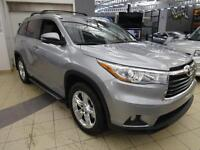 2015 Toyota Highlander Limited EN STOCK