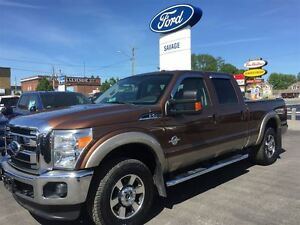 2011 Ford F-250 Lariat-DIESEL/Reese 5th Wheel Hitch/New Tires