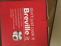 Breville stainless steel rice cooker & steamer