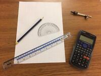 Qualified maths tutor