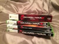 Gears of War Game Pack