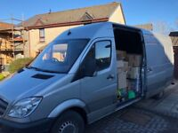 Removals / Man & Van service 24/7 from £14