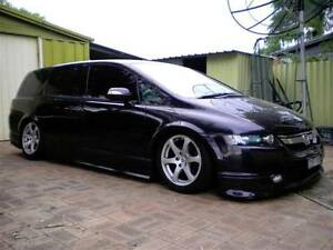 2006 Honda Odyssey Wagon Thornlie Gosnells Area Preview