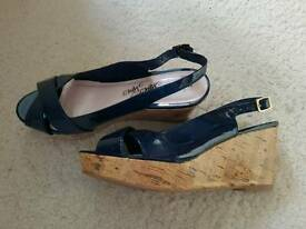 Ladies shoes in size 6.5 by M&S. New