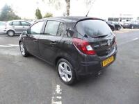 Vauxhall Corsa SXI AC (black) 2014-03-01