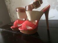 Brand New Next Sandals Size 6