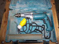 Makita HP2050F Hammer Drill & Carry Case (110 Volt)