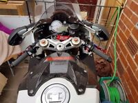 Bmw s1000rr fully loaded.
