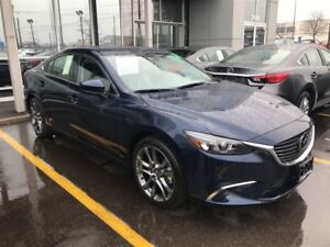2017 Mazda MAZDA6 GT with Technology Package