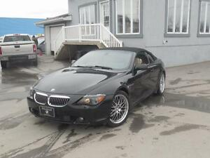 2007 BMW 6 Series 650i cabriolet ++ WOW+À VOR ABSOLUMENT++