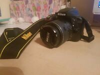 Nikon D3300 Camera + Extras