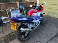 CBR600F awesome condition