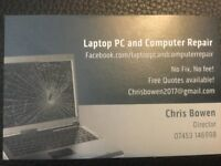 Laptop PC and Computer Repair (within your budget) - All North London