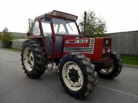 1987 FIAT 90.90DT 4WD 4636 HOURS