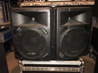 Carlsbro Orion Active 12 powered speaker (Pair)