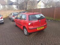 CHEAP AS CHIPS 2005 VW POLO WITH LONG MOT ONLY £650
