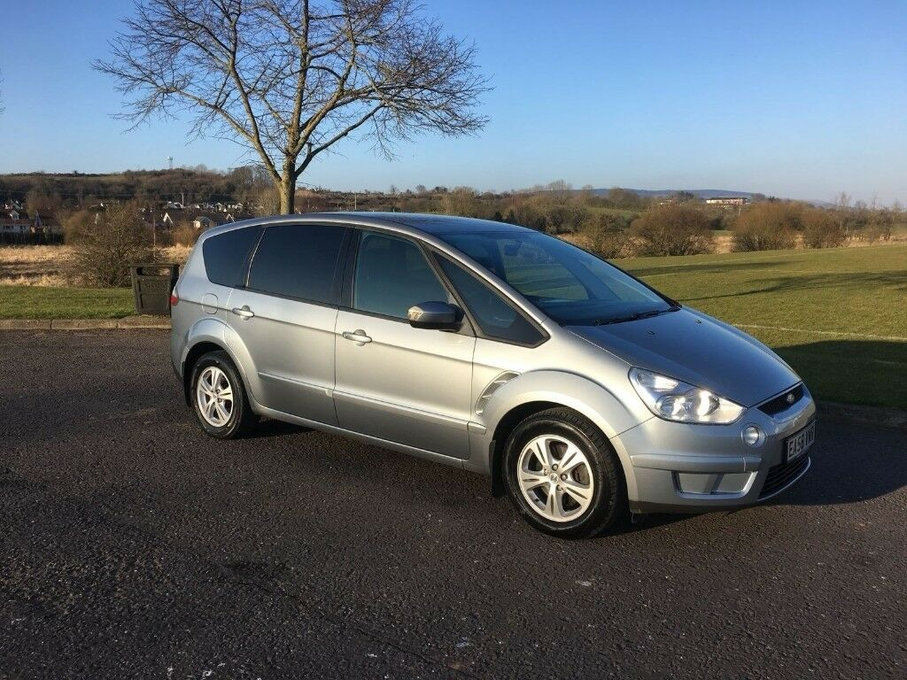 2009 ford s max diesel 7 seater full years mot in. Black Bedroom Furniture Sets. Home Design Ideas