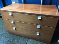 Chest of 3 drawers with FREE DELIVERY PLYMOUTH AREA