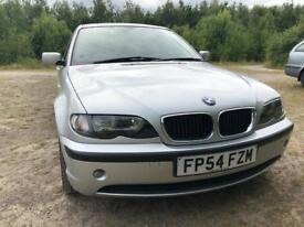 2004 54 BMW 320 Diesel ES 6 Speed Silver 74232
