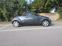 Ford StreetKA - Grey - Sat Nav - Heated Leather Seats