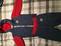 Converse Tracksuit - boys aged 2