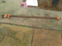 jogensen sliding bar clamp 40 inch