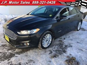2016 Ford Fusion SE, Automatic, Leather, Heated Seats, Hybrid
