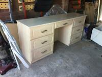 Dressing Table by Sharps furniture DONATED To CHARITY NO LONGER AVAILABLE