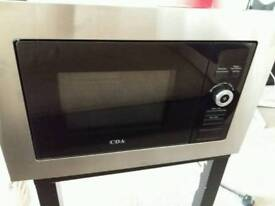 CDA VM550SS Wall Mounted Microwave