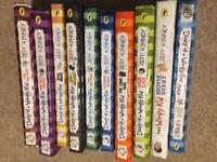 Wimpy Kid books