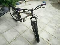 Jump bike downhill bmx