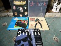 VINYL ALBUMS- MANY TO CHOOSE FROM -OFFERS OVER £5 EACH